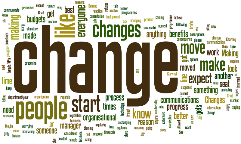 change influencers career success for accountants and